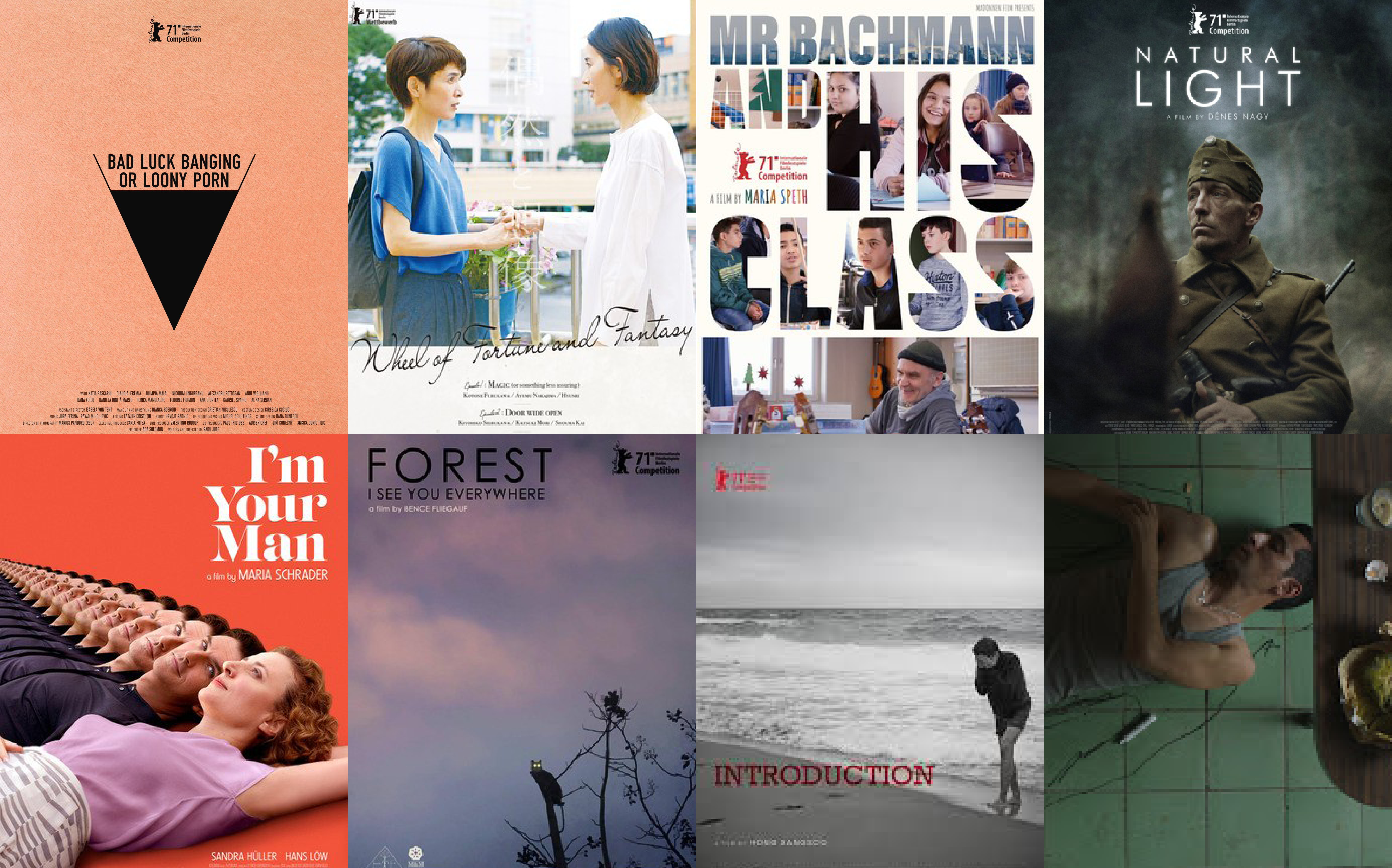 Berlinale - Competition Winners