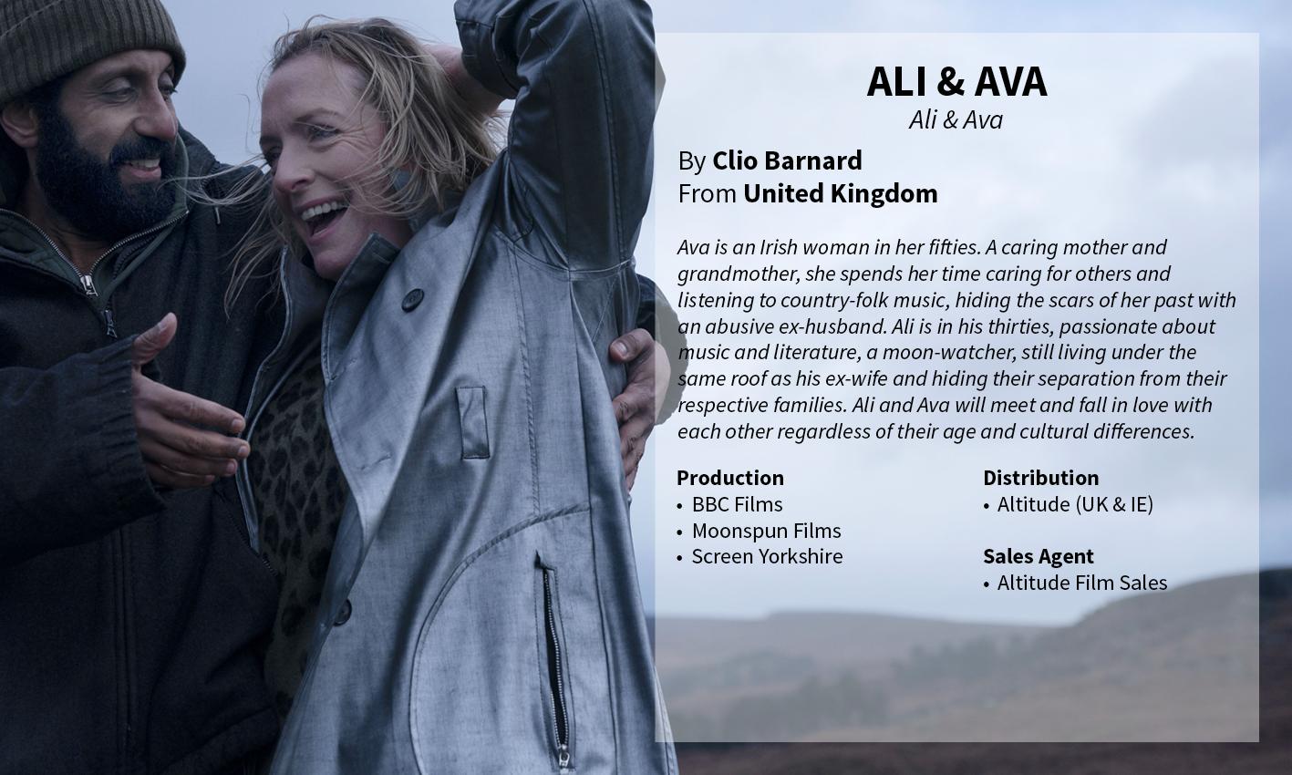 Ali & Ava Clio Barnard