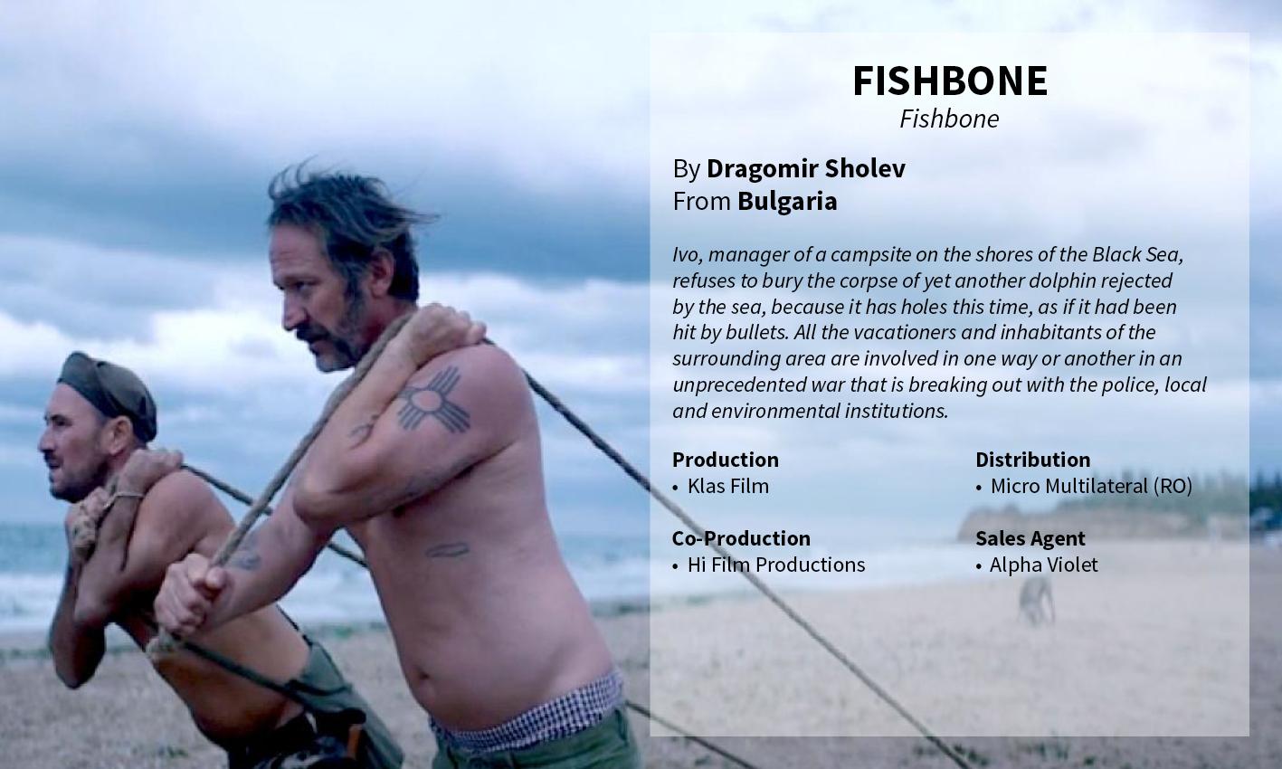 Fishbone Dragomir Sholev