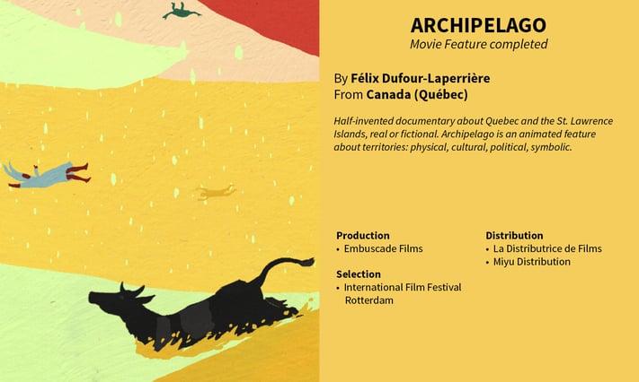 Archipelago Félix Dufour-Laperrière