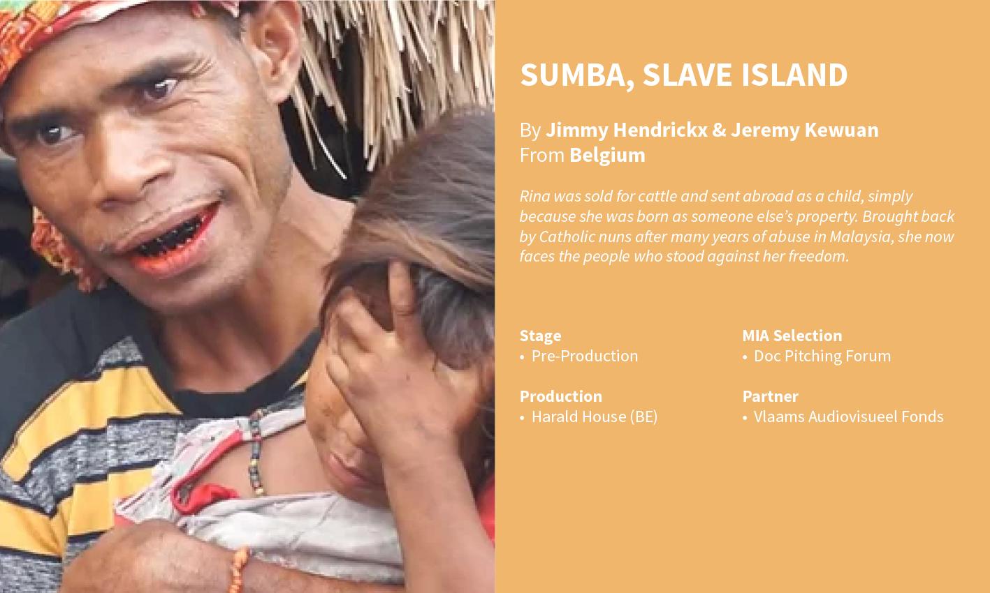 Sumba, Slave Island