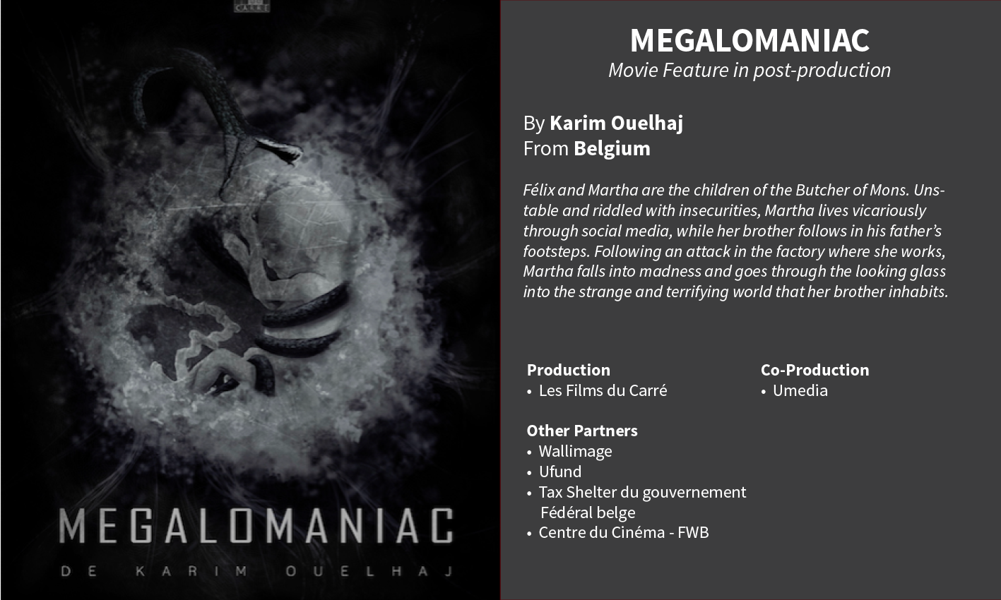 Megalomaniac - Karim Ouelhaj