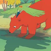 L'ourse et l'oiseau